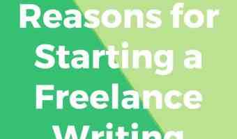 6 Reasons for Starting a Freelance Career