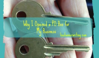 Why I Opened a PO Box for My Business