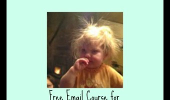 Free Email Course for Overwhelmed Mompreneurs