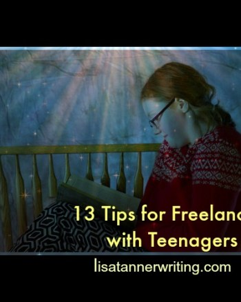 freelancing with teenagers