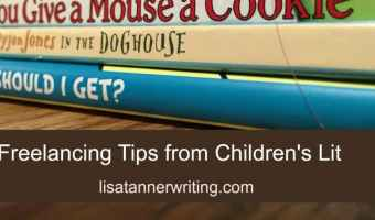 6 Freelancing Tips from Children's Lit