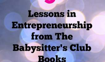 Did you read the BSC books? Here are some lessons for entrepreneurs contained in this series.