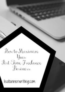 Growing a freelance business takes time. Here are some ways to maximize your effort.