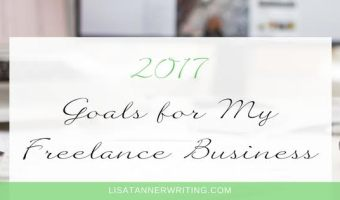 2017 Goals for My Freelancing Business