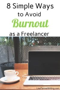 Freelancer burnout is very real. Here are eight tips that help you avoid it.