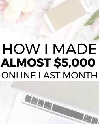 My May 2017 income was an all-time personal high. Here's the details on how I made almost $5,000 online!