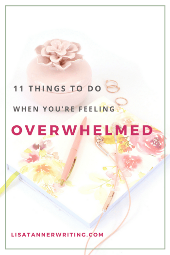 Are you feeling overwhelmed as a mompreneur? Here are 11 things to do that'll help.
