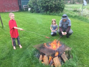 Get the whole family involved in increasing outdoor time.