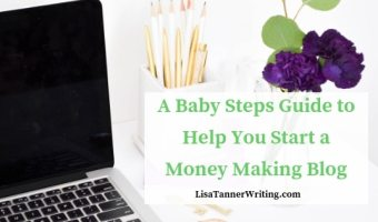 Here's a step-by-step guide to help you start a money making blog, even when time is at a premium.