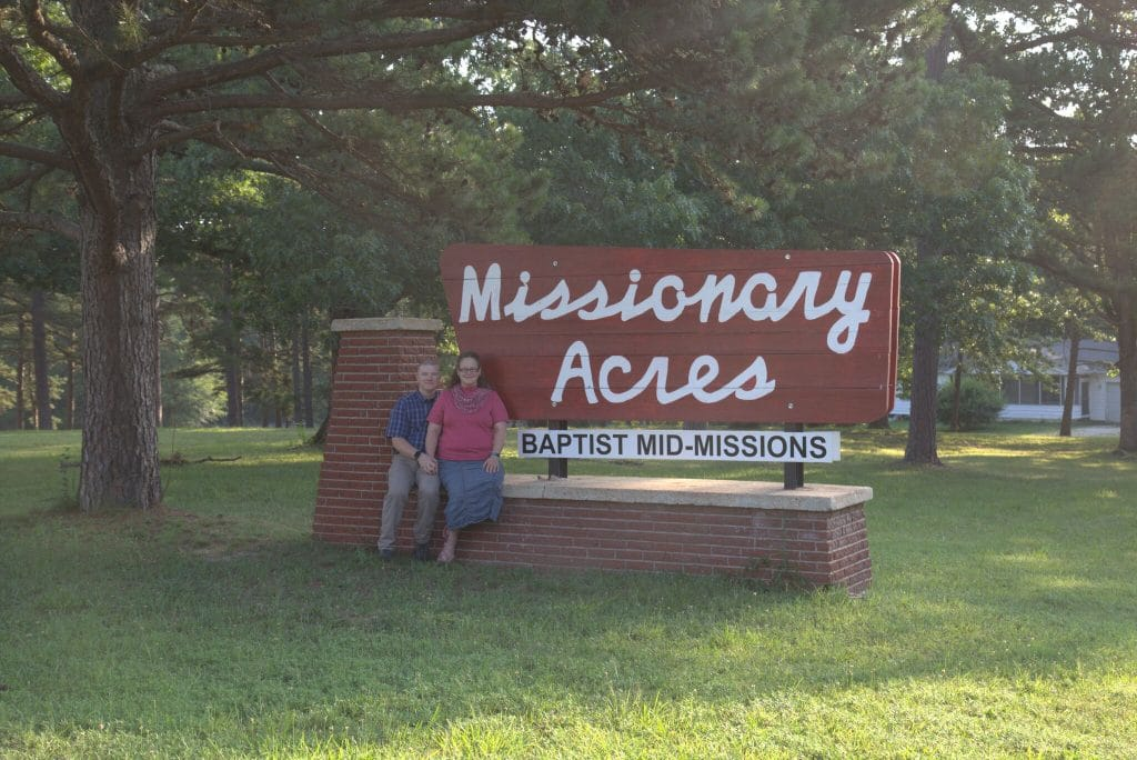 missionary acres
