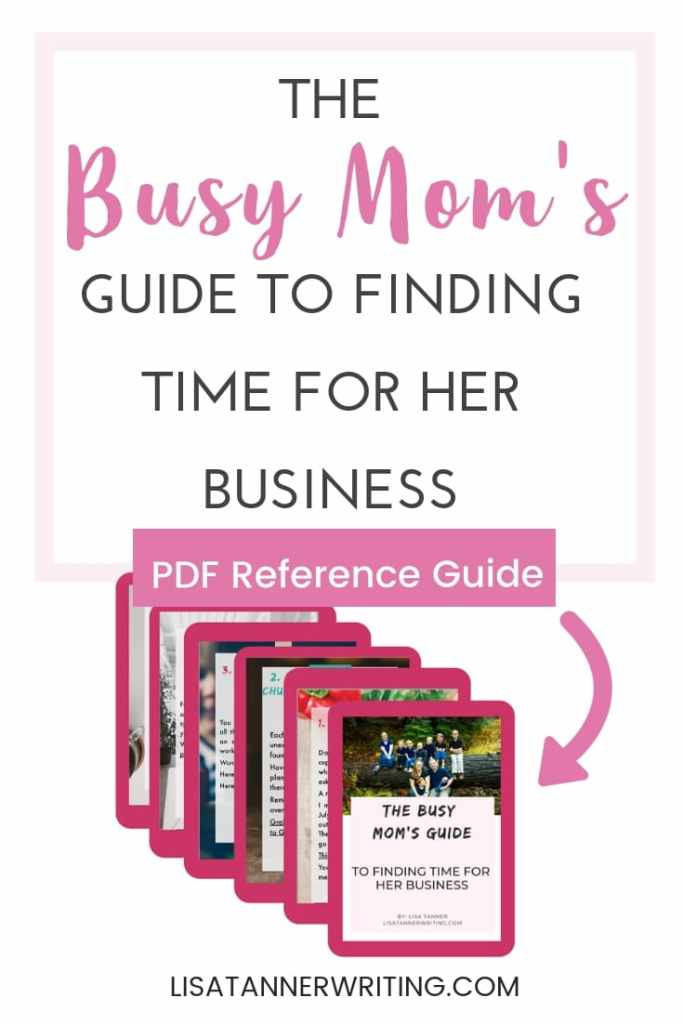 Need more time for your business? Here's help! #growyourbusiness #momboss