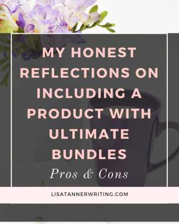My honest reflections on including a product with Ultimate Bundles