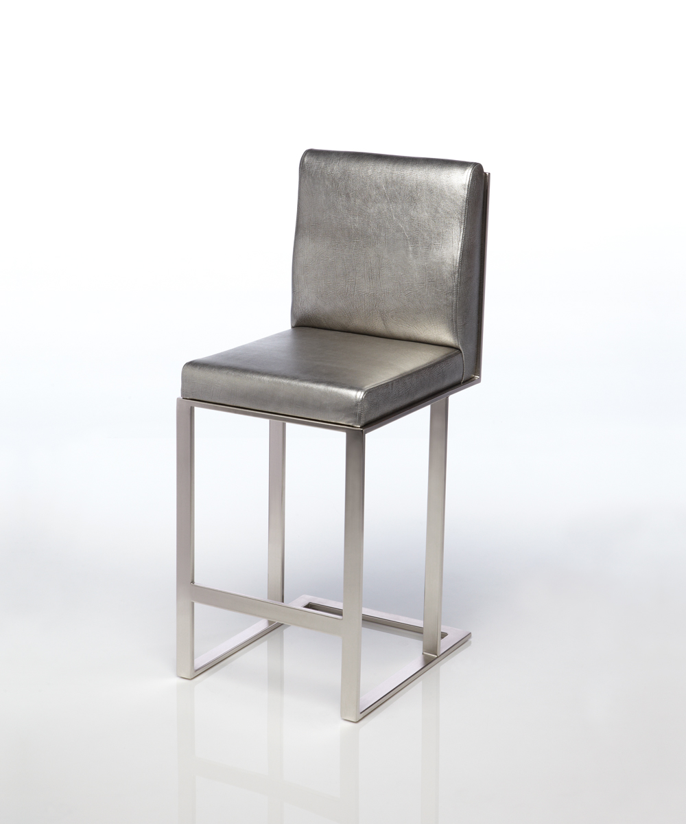 Phenomenal The Lobby Stationary Counter Stool By Lisa Taylor Designs Ibusinesslaw Wood Chair Design Ideas Ibusinesslaworg
