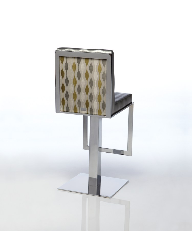 Lobby Swivel Counter Stool by Lisa Taylor Designs