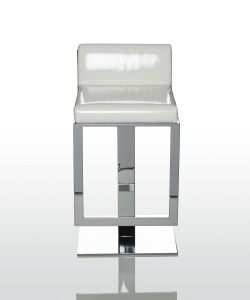 New Lobby Swivel Counter Stool by Lisa Taylor Designs
