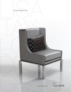 Miami Slipper Chair