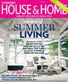 House & Home July 2013
