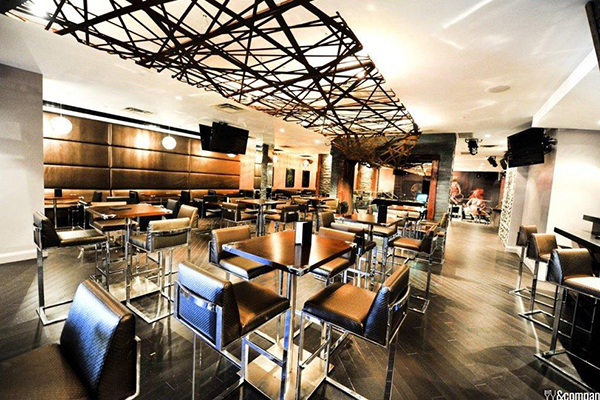 Restaurant image with New Lobby Stools