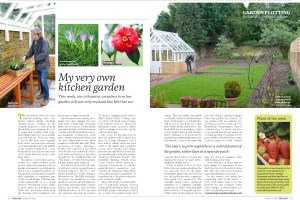 TheLady27 March_Gardening
