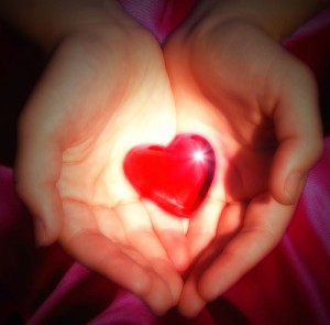 Great sales people give away their hearts.