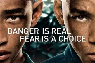 "From the movie, ""After Earth."""