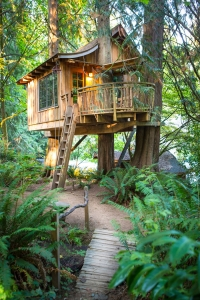 """Build your own """"time out""""  house."""