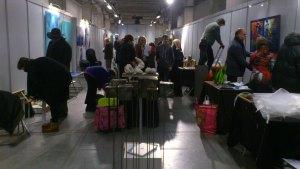 Setting up, Regionale Kunstdagen 2013