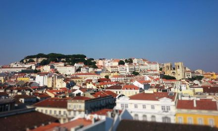 Arc de Triomphe Augusta – Lisbonne à 360º