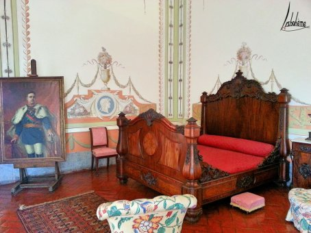 Appartement royal de D. Manuel II Mafra