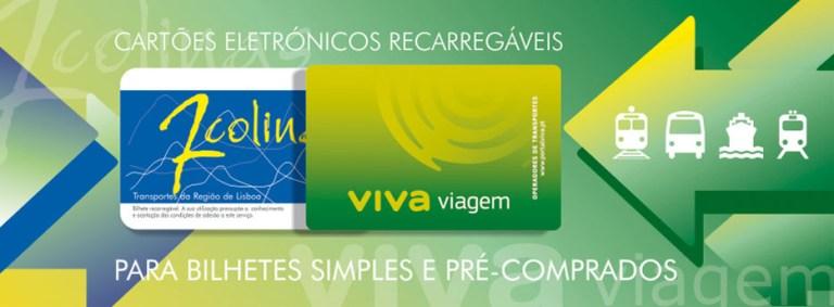 Carte Viva Viagem - 7 Colinas