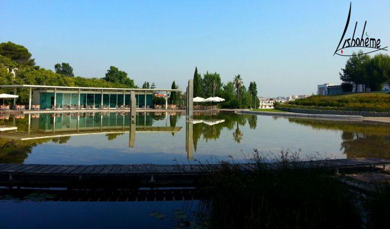 Lac miroir