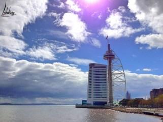 Tour Vasco de Gama - Parc des NAtions
