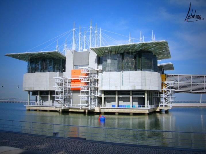 Océanarium de Lisbonne - Parc des Nations