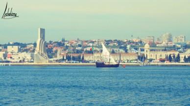 Panorama de Belém avec Vera Cruz