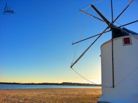 Moulin à vent Barreiro