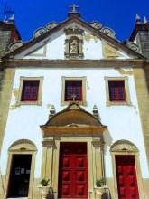 Façade de l'église, Cap Espichel