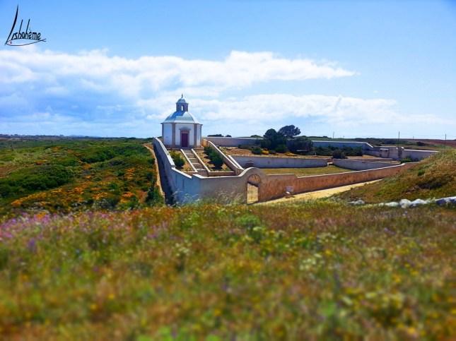 Réservoir et Potager du Sanctuaire, Cap Espichel