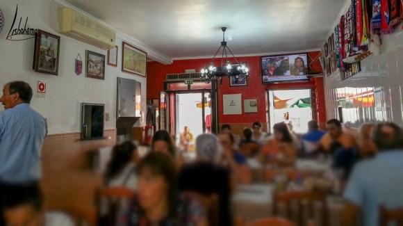 Salle du restaurant O Batoque