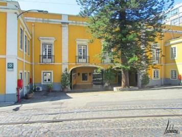 Bâtiment où se trouve une partie du musée Carris