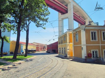 Station Santo Amaro de Carris contruite en 1874