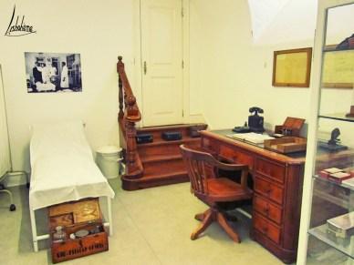 Ancien cabinet médical musée Carris