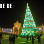 Balade de Noël à Lisbonne – A la poursuite des lumières de Noël