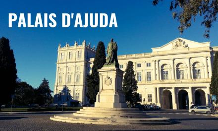 Le Palais d'Ajuda, témoin vivant d'un passé doré