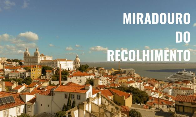 Miradouro do Recolhimento – Panorama sur l'Alfama et le Tage