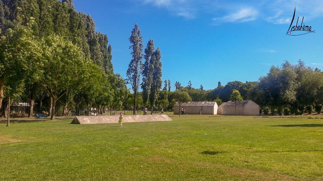 Parc Felício Loureiro, Queluz, près de Lisbonne, Portugal