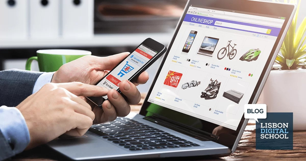 analise dados e-commerce portugal