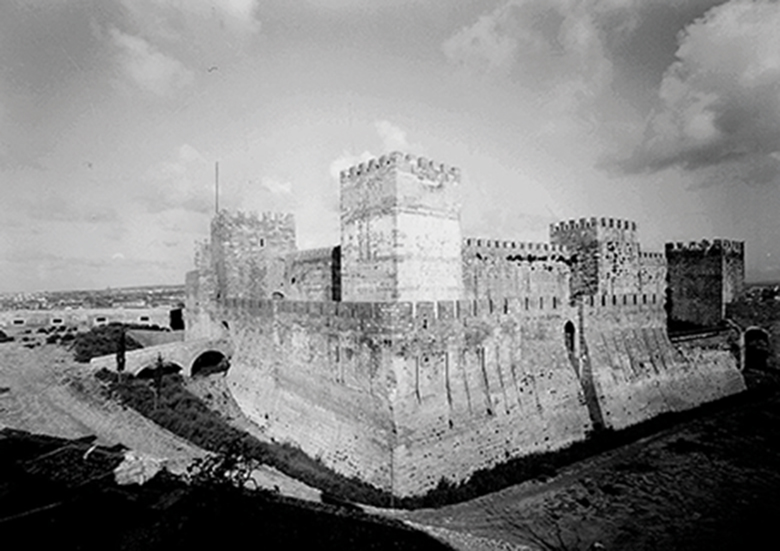 Petite histoire sur le château São Jorge.