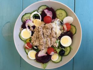 Inspire Cafe - Tuna Salad