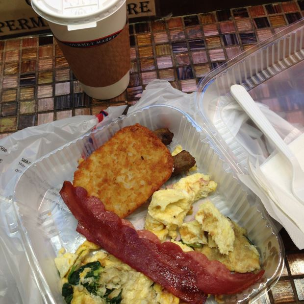 Breakfast new york