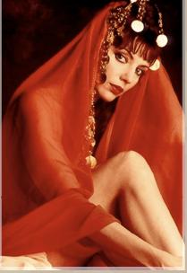 Photo prise sur le site officiel d'Anne Létourneau.